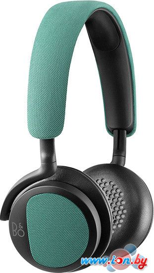 Наушники с микрофоном Bang & Olufsen BeoPlay H2 Feldspar Green в Могилёве