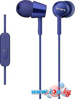 Наушники с микрофоном Sony MDR-EX150AP/LI в Могилёве