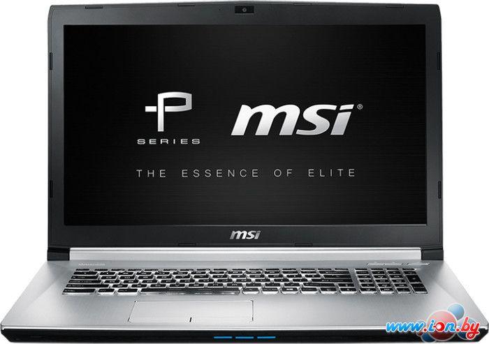 Ноутбук MSI PE70 6QD-246RU в Могилёве