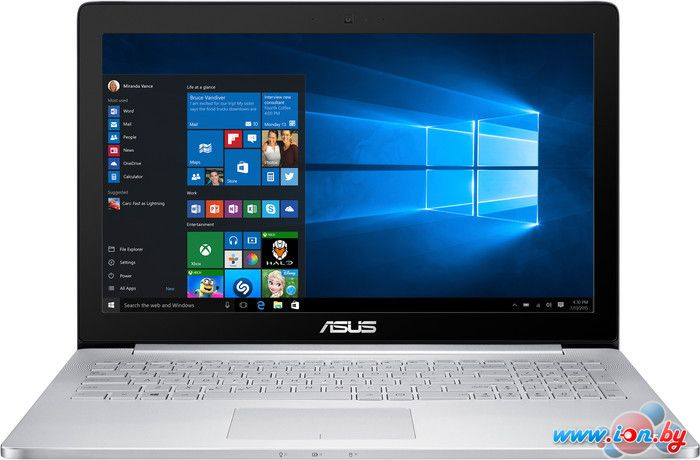 Ноутбук ASUS Zenbook Pro UX501VW-FY111R в Могилёве