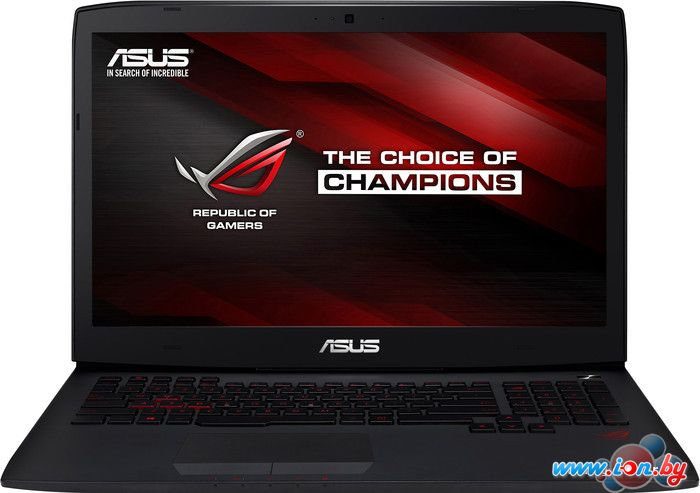 Ноутбук ASUS G751JL-T7051T в Могилёве