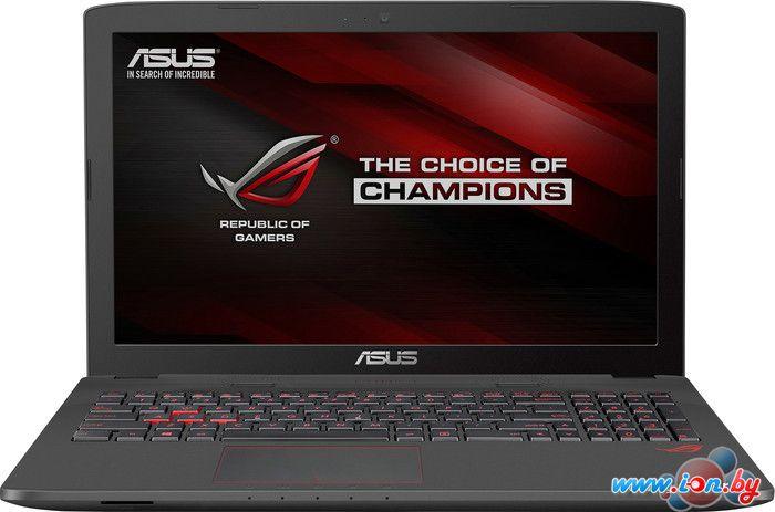 Ноутбук ASUS GL752VW-T4031D в Могилёве