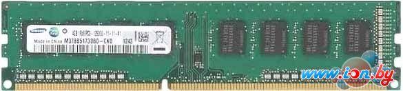 Оперативная память Samsung 4GB DDR3 PC3-12800 (M378B5173DB0-CK0) в Могилёве