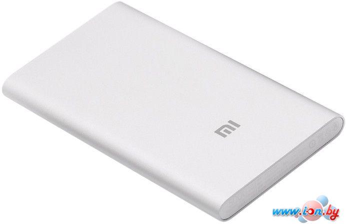 Портативное зарядное устройство Xiaomi Mi Power Bank 5000mAh (NDY-02-AM) в Могилёве