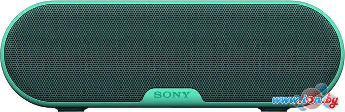 Портативная колонка Sony SRS-XB2 (зеленый) в Могилёве