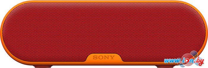 Портативная колонка Sony SRS-XB2 (красный) в Могилёве