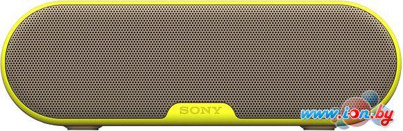 Портативная колонка Sony SRS-XB2 (хаки) в Могилёве