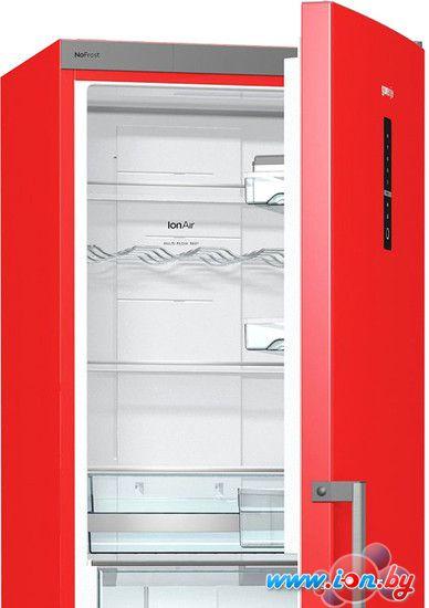 Холодильник Gorenje NRK6192MRD в Могилёве