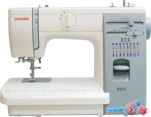 Швейная машина Janome 5515 в Могилёве