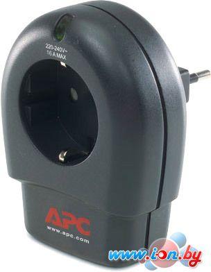 Сетевой фильтр APC Essential SurgeArrest 1 розетка, черный (P1-RS) в Могилёве
