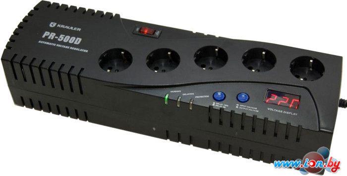 Стабилизатор напряжения Krauler VR-PR500D в Могилёве