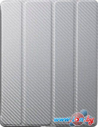 Чехол для планшета Cooler Master iPad Wake Up Folio Carbon Texture Silver White (C-IP3F-CTWU-SS) в Могилёве