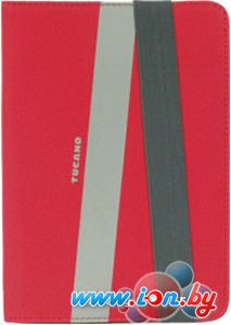 Чехол для планшета Tucano Unica booklet case for 7 tablet Red (TABU7-R) в Могилёве