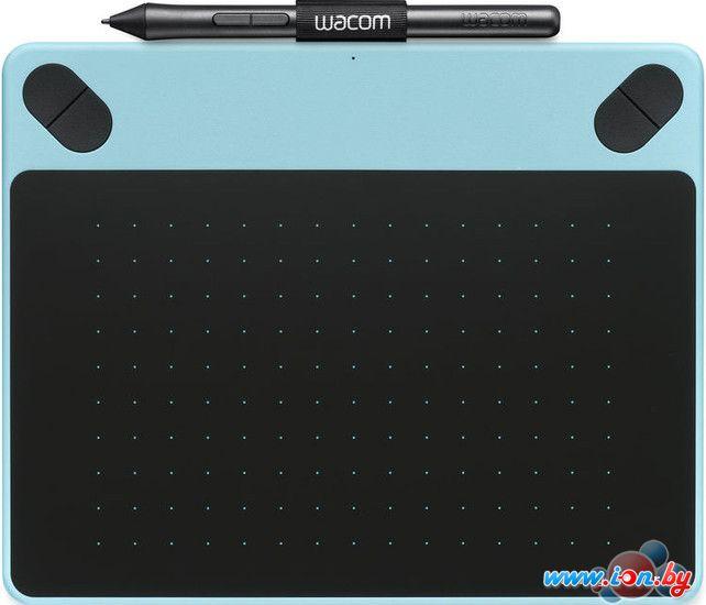 Графический планшет Wacom Intuos Comic Blue (CTH490CB) в Могилёве