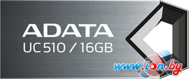 USB Flash A-Data DashDrive Choice UC510 Titanium 16GB (AUC510-16G-RTI) в Могилёве