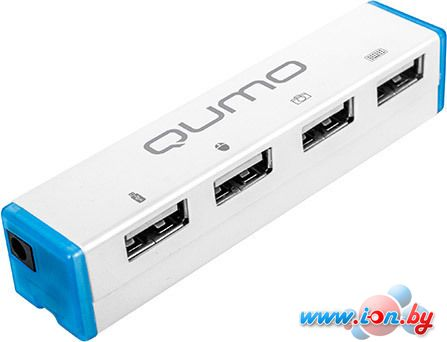 USB-хаб QUMO QH-300 White в Могилёве