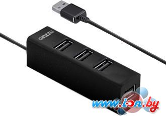 USB-хаб Ginzzu GR-474UB в Могилёве
