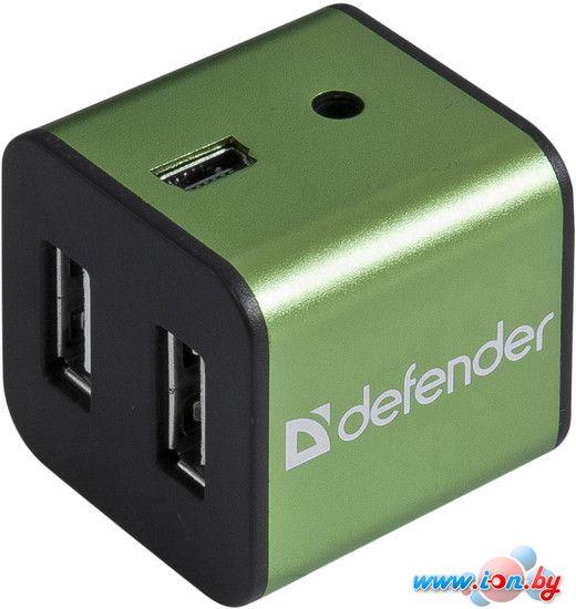 USB-хаб Defender Quadro Iron (83506) в Могилёве