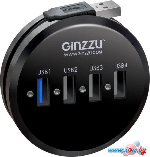 USB-хаб Ginzzu GR-314UB в Могилёве