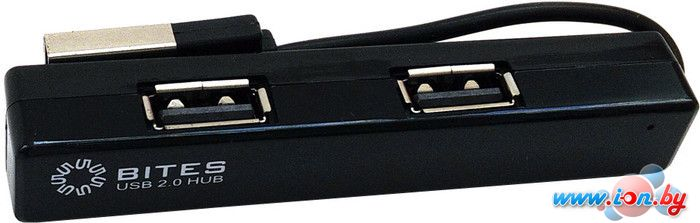 USB-хаб 5bites HB24-204BK в Могилёве