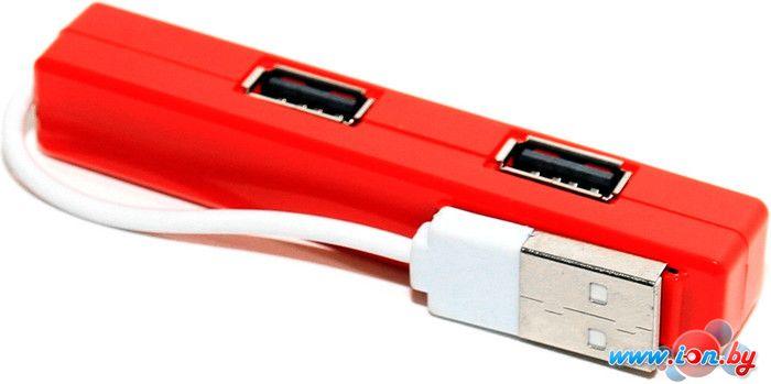 USB-хаб 5bites HB24-204RD в Могилёве