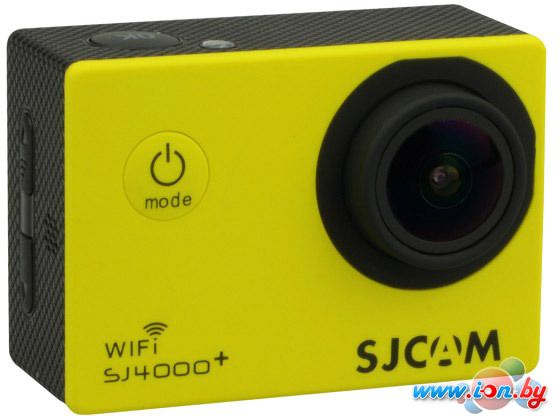 Экшен-камера SJCAM SJ4000+ Gyro Yellow в Могилёве