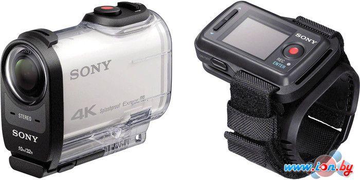 Экшен-камера Sony FDR-X1000VR (корпус + комплект ДУ Live-View) в Могилёве