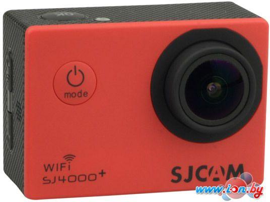 Экшен-камера SJCAM SJ4000+ Gyro Red в Могилёве