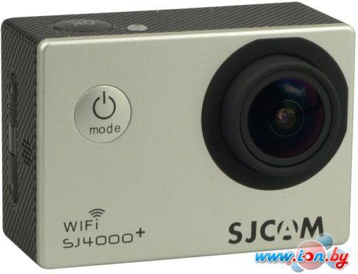 Экшен-камера SJCAM SJ4000+ Gyro Silver в Могилёве