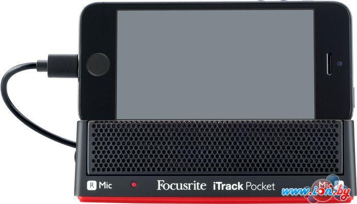 Аудиоинтерфейс Focusrite iTrack Pocket в Могилёве