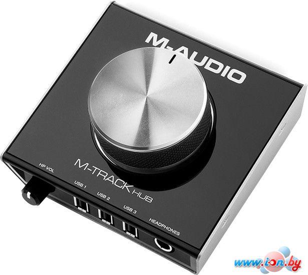 Аудиоинтерфейс M-Audio M-Track Hub в Могилёве