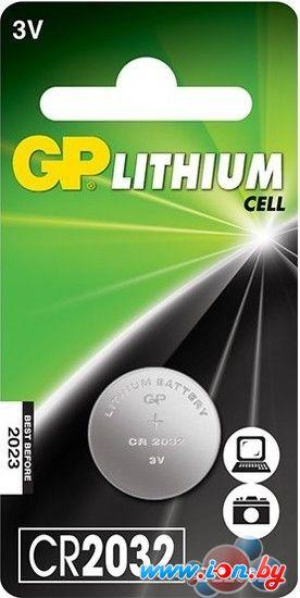 Батарейки GP Lithium CR2032 в Могилёве