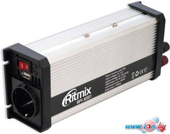 Автомобильный инвертор Ritmix RPI-6001 в Могилёве