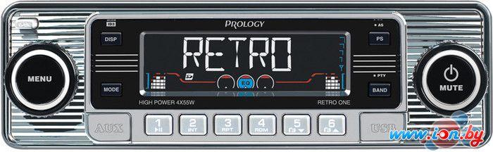 CD/MP3-магнитола Prology Retro One в Могилёве
