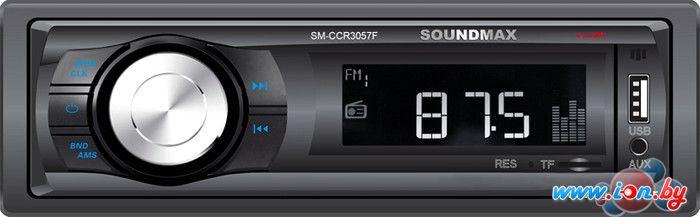 USB-магнитола Soundmax SM-CCR3057F в Могилёве