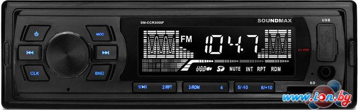 USB-магнитола Soundmax SM-CCR3055F в Могилёве