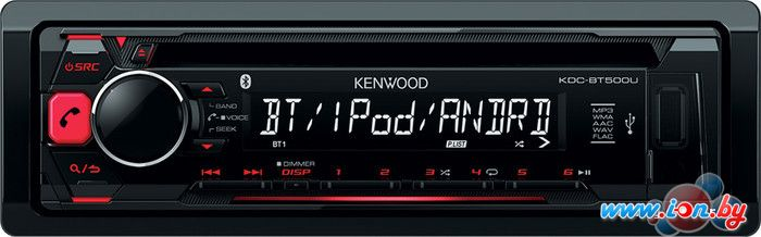 CD/MP3-магнитола Kenwood KDC-BT500U в Могилёве