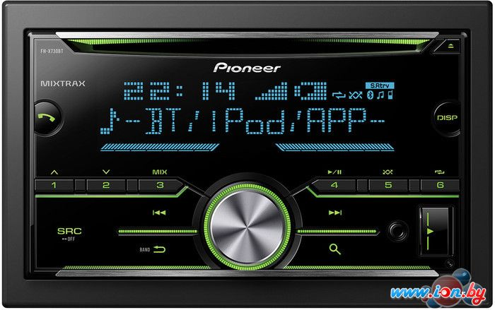 CD/MP3-магнитола Pioneer FH-X730BT в Могилёве