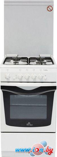 Кухонная плита De luxe 506040.04Г (КР) Ч/Р в Могилёве
