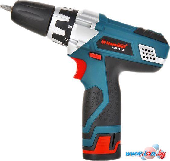 Дрель-шуруповерт Hammer ACD121LE Premium в Могилёве
