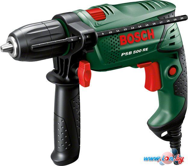 Ударная дрель Bosch PSB 500 RE в Могилёве