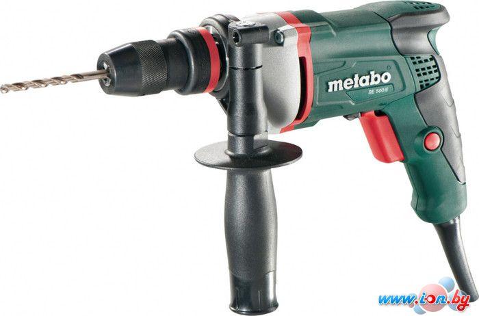 Безударная дрель Metabo BE 500/6 (600343000) в Могилёве