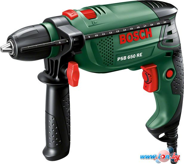 Ударная дрель Bosch PSB 650 RE (0603128007) в Могилёве