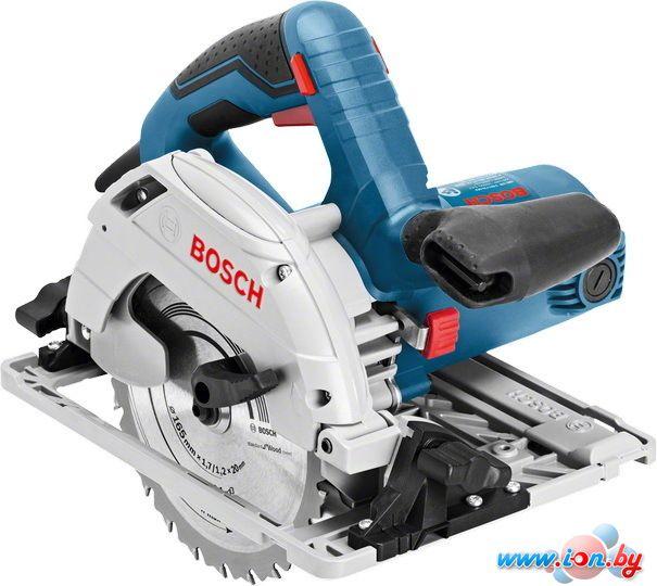 Дисковая пила Bosch GKS 55+ GCE Professional [0601682100] в Могилёве