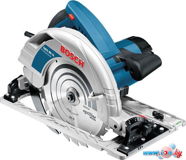 Дисковая пила Bosch GKS 85 G Professional (060157A900) в Могилёве