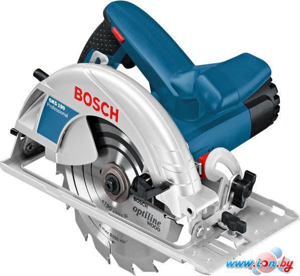 Дисковая пила Bosch GKS 190 Professional [0601623000] в Могилёве