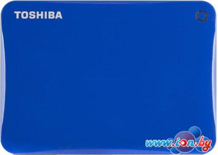 Внешний жесткий диск Toshiba Canvio Connect II 3TB Blue (HDTC830EL3CA) в Могилёве