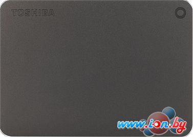 Внешний жесткий диск Toshiba Canvio Premium Mac 1TB Dark Grey Metallicc [HDTW110EBMAA] в Могилёве