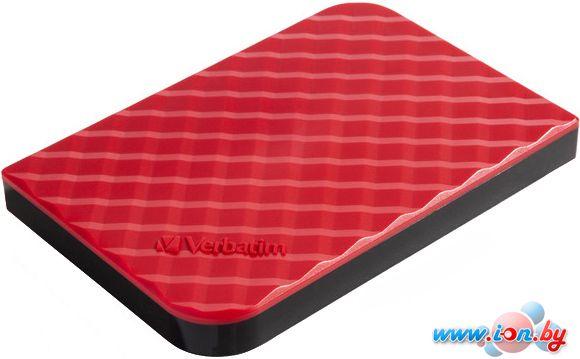 Внешний жесткий диск Verbatim Store 'n' Go USB 3.0 1TB Красный [53203] в Могилёве