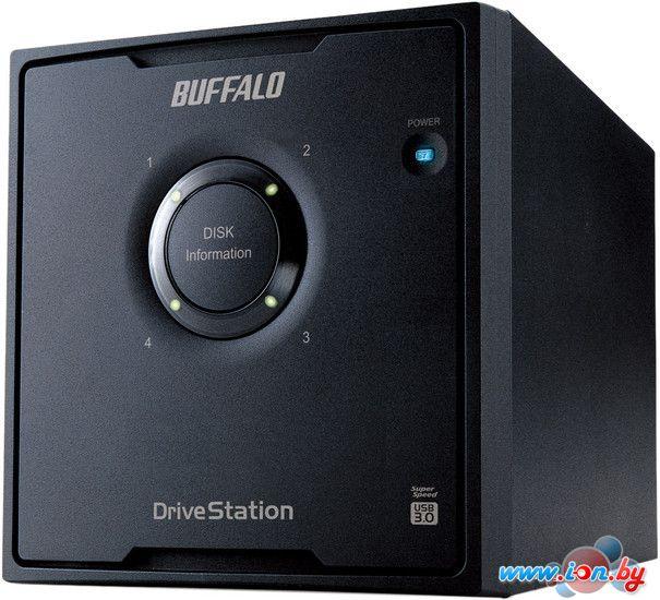 Внешний жесткий диск Buffalo DriveStation Quad USB 3.0 HD-QLU3 8TB (HD-QL8TU3R5) в Могилёве